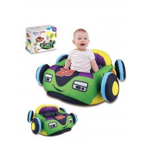 Розвиваючий дитячий килимок Машинка (80 * 50 * 52 см) від Meying